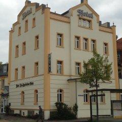 Hotel am Bayrischen Platz 2* Стандартный номер с различными типами кроватей фото 2