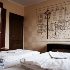 Гостиница Guest House Lviv Стандартный номер с двуспальной кроватью фото 7