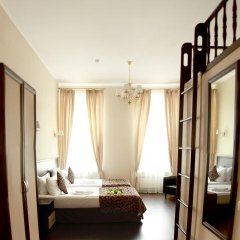 Гостевой дом на Московском Улучшенный номер с различными типами кроватей фото 20