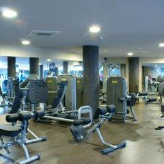 Отель Cumbria Испания, Сьюдад-Реаль - отзывы, цены и фото номеров - забронировать отель Cumbria онлайн фитнесс-зал