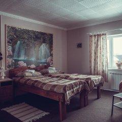 Гостиница Коттеджный поселок Микли комната для гостей фото 4