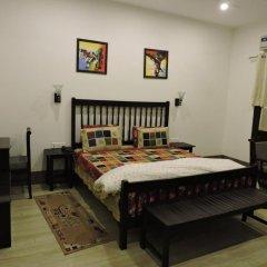 Отель Pearl Of Taj-Homestay 3* Номер Делюкс с различными типами кроватей