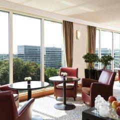 Отель Crowne Plaza Brussels Airport 4* Стандартный номер с различными типами кроватей фото 11