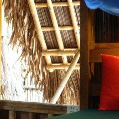 Отель Under the coconut tree Кровать в общем номере с двухъярусной кроватью фото 10