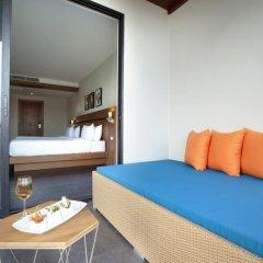 Отель Baywater Resort Samui 4* Номер Делюкс с различными типами кроватей фото 2