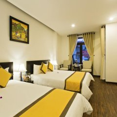 Hai Au Boutique Hotel & Spa 3* Люкс с различными типами кроватей фото 3
