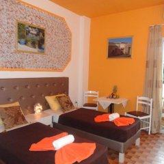 Minoa Hotel 2* Студия с различными типами кроватей фото 3