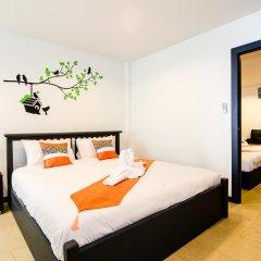 Colora Hotel 3* Стандартный семейный номер с двуспальной кроватью фото 8