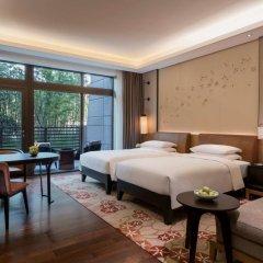 Отель Hyatt Regency Xi'an комната для гостей фото 3