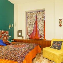 Мини-отель Богемия 3* Улучшенный номер двуспальная кровать фото 3