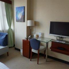 Отель Jiangyue Hotel - Guangzhou Китай, Гуанчжоу - отзывы, цены и фото номеров - забронировать отель Jiangyue Hotel - Guangzhou онлайн удобства в номере фото 2