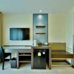 Отель The Prestige 3* Улучшенный номер фото 3