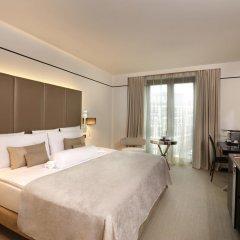 Melia Berlin Hotel 4* Представительский номер разные типы кроватей