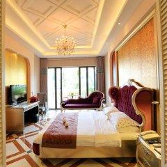 Отель Palm Beach Resort&Spa Sanya 3* Номер Бизнес с различными типами кроватей фото 3