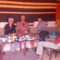 Отель Atallahs Camp питание