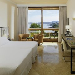 Отель H10 Punta Negra 4* Стандартный номер с различными типами кроватей фото 4