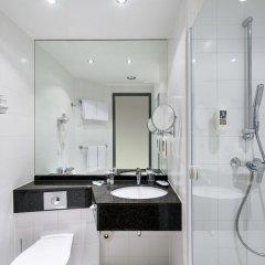 Mercure Hotel Düsseldorf City Nord 4* Стандартный номер с различными типами кроватей фото 4