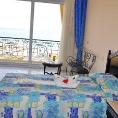 Отель King Tut Aqua Park Beach Resort - All Inclusive 3* Улучшенный номер с различными типами кроватей фото 4