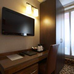 Отель Abbatial Saint Germain 3* Улучшенный номер с различными типами кроватей