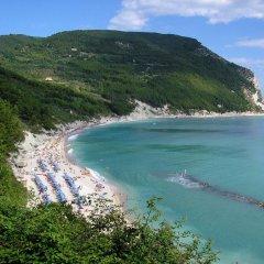 Отель B&B Cristina Италия, Порто Реканати - отзывы, цены и фото номеров - забронировать отель B&B Cristina онлайн пляж фото 2