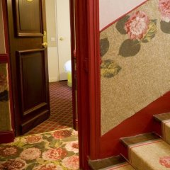 Hotel des Marronniers 3* Стандартный номер с различными типами кроватей фото 4