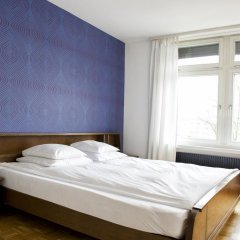Отель Pension furDich Стандартный номер с различными типами кроватей фото 9