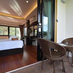 Отель Simple Life Cliff View Resort 3* Улучшенный номер с различными типами кроватей фото 2
