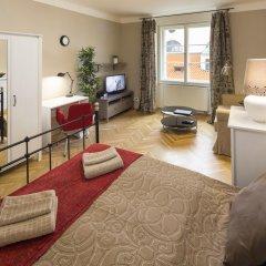 Отель Templová Чехия, Прага - отзывы, цены и фото номеров - забронировать отель Templová онлайн комната для гостей