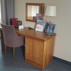 Thon Hotel Backlund 3* Улучшенный номер с различными типами кроватей фото 3