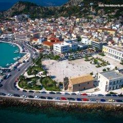Отель Alba Hotel Греция, Закинф - отзывы, цены и фото номеров - забронировать отель Alba Hotel онлайн пляж фото 2