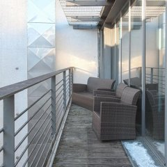 Отель Lodge-Leipzig 4* Апартаменты с различными типами кроватей фото 28