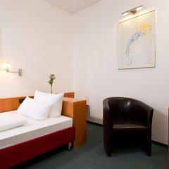 Hotel am Borsigturm 4* Стандартный номер с двуспальной кроватью фото 2