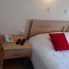 Zefyros Hotel Стандартный номер с двуспальной кроватью фото 11