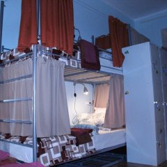 Seasons Хостел Кровати в общем номере с двухъярусными кроватями фото 4