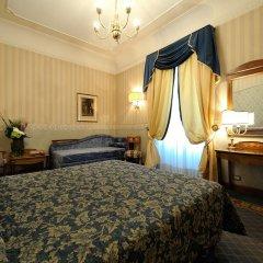 Hotel Giulio Cesare 4* Стандартный номер с различными типами кроватей фото 4