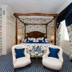 Отель The Chesterfield Mayfair 4* Представительский люкс с различными типами кроватей фото 4