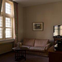Отель Le Duc De Bourgogne 3* Номер Делюкс