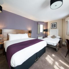 Отель Innkeeper's Lodge Brighton, Patcham Великобритания, Брайтон - отзывы, цены и фото номеров - забронировать отель Innkeeper's Lodge Brighton, Patcham онлайн комната для гостей фото 6