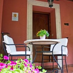 Отель La Dolce Casetta балкон