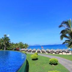 Отель The St. Regis Sanya Yalong Bay Resort – Villas бассейн фото 2