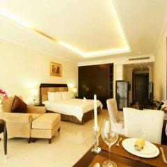 Отель LK Legend 4* Студия с различными типами кроватей фото 3