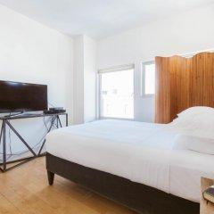 Отель onefinestay - Greenpoint private homes США, Нью-Йорк - отзывы, цены и фото номеров - забронировать отель onefinestay - Greenpoint private homes онлайн комната для гостей фото 3