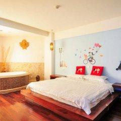 Апартаменты Fenghuang Rujia Holiday Apartments - Sanya Bay Branch детские мероприятия