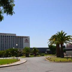 Отель Crowne Plaza Vilamoura - Algarve 5* Улучшенный номер с различными типами кроватей