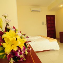 Phuoc Loc Tho 2 Hotel 2* Номер Делюкс с различными типами кроватей фото 3