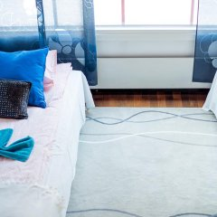 Отель Guesthouse Stranda Helsinki 2* Стандартный номер с 2 отдельными кроватями (общая ванная комната)