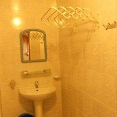 Гостиница Пансионат Золотая линия 3* Стандартный семейный номер с двуспальной кроватью фото 10