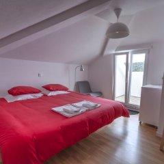 HomeMoel Hostel Стандартный номер с различными типами кроватей фото 4