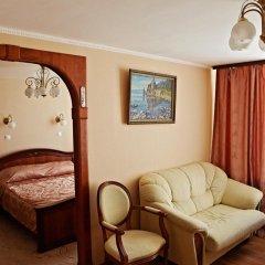 Гостиничный Комплекс Русь 3* Улучшенный люкс с различными типами кроватей фото 2