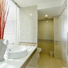 I Residence Hotel Silom 3* Номер Делюкс с двуспальной кроватью фото 4